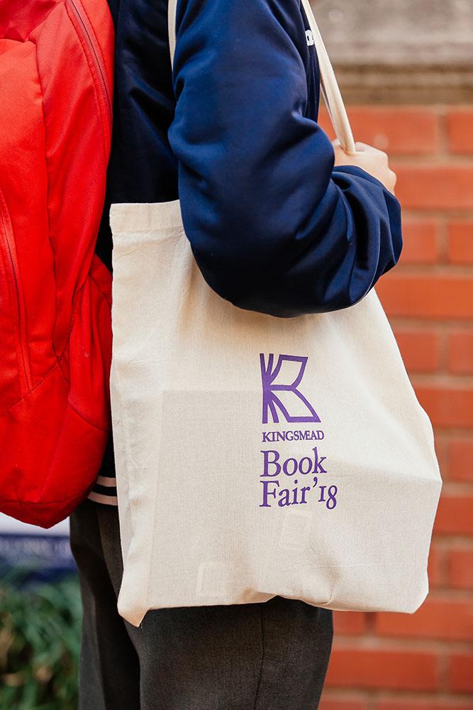 Kingsmead Bookfair 2018 Gallery