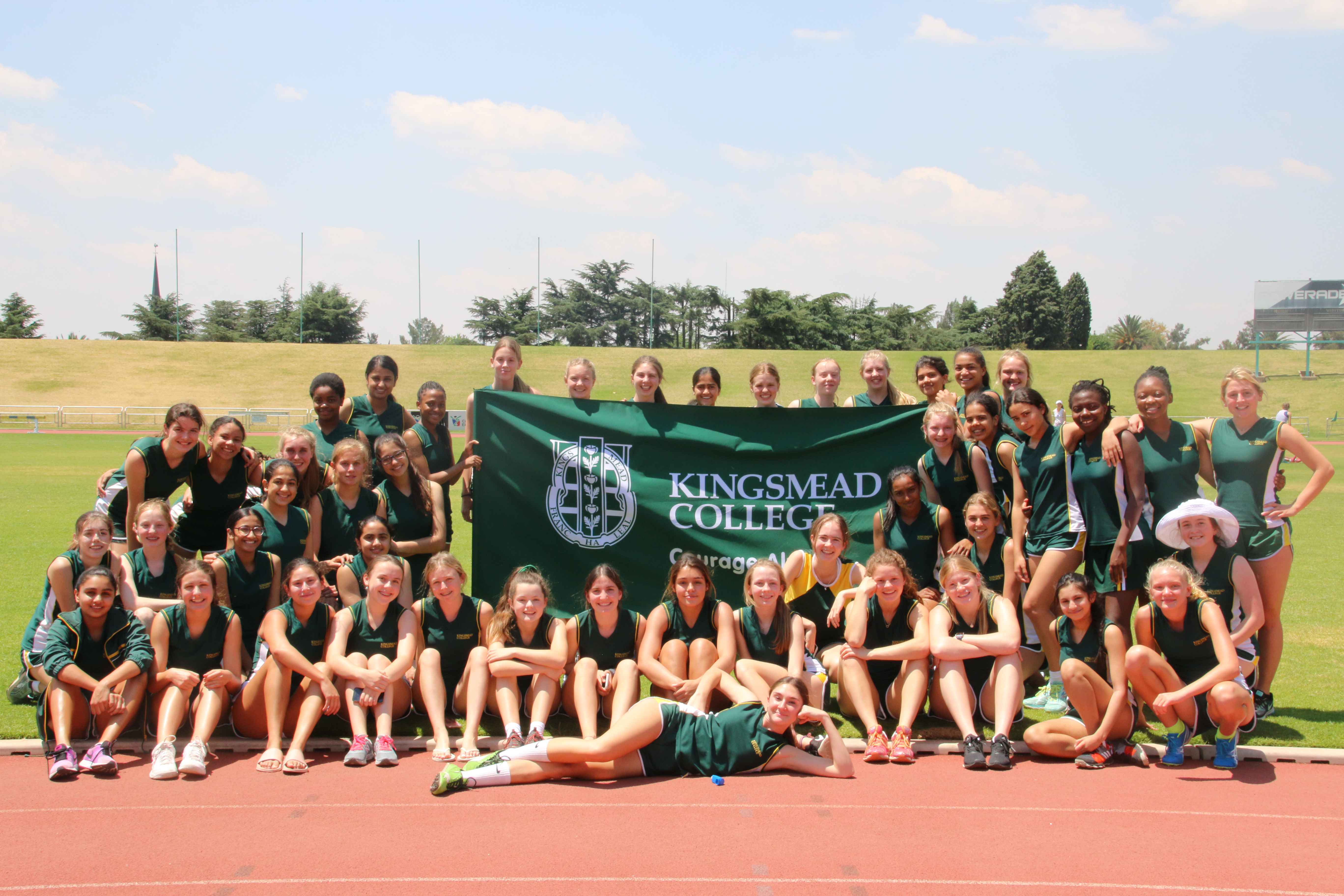 4c63900b5 The past few years have seen Athletics become one of Kingsmead's biggest  and most successful sports. It is no wonder that the whole school had  plenty to ...