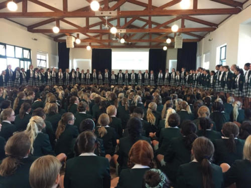 Our Connection: Issue 4 2018 Kingsmead College