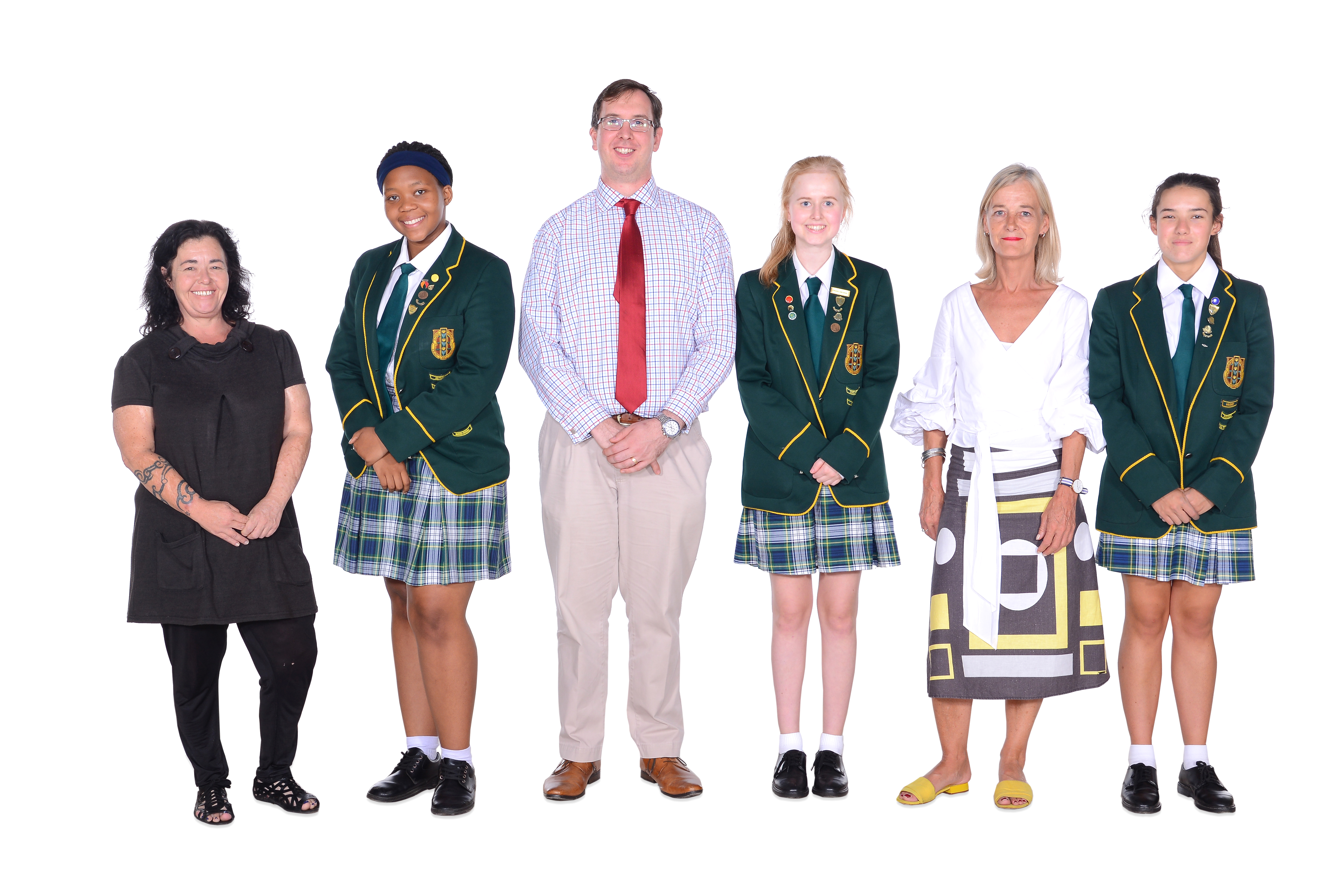 HEADS OF HOUSES Kingsmead College
