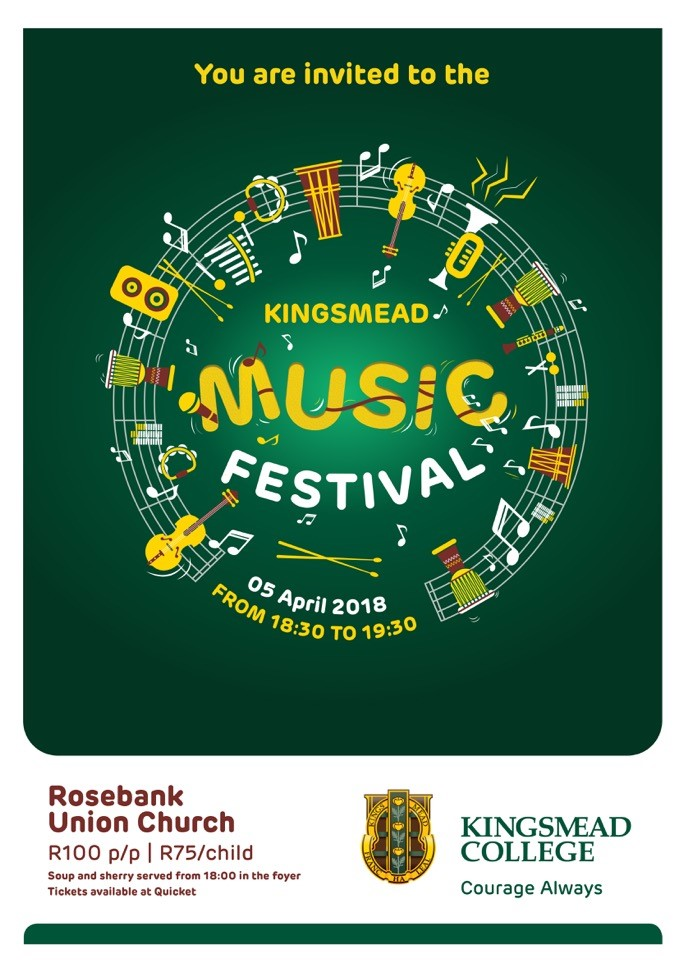 Music festival Kingsmead College