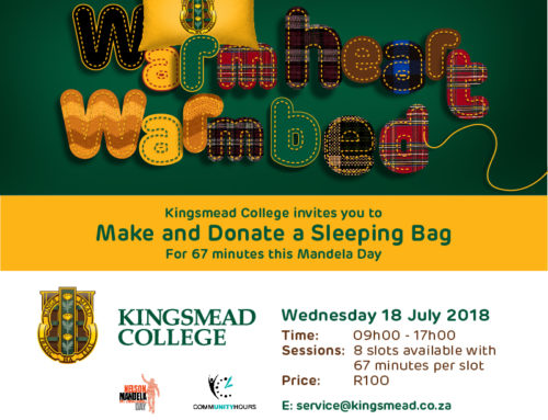 Kingsmead Newsletter June 2018