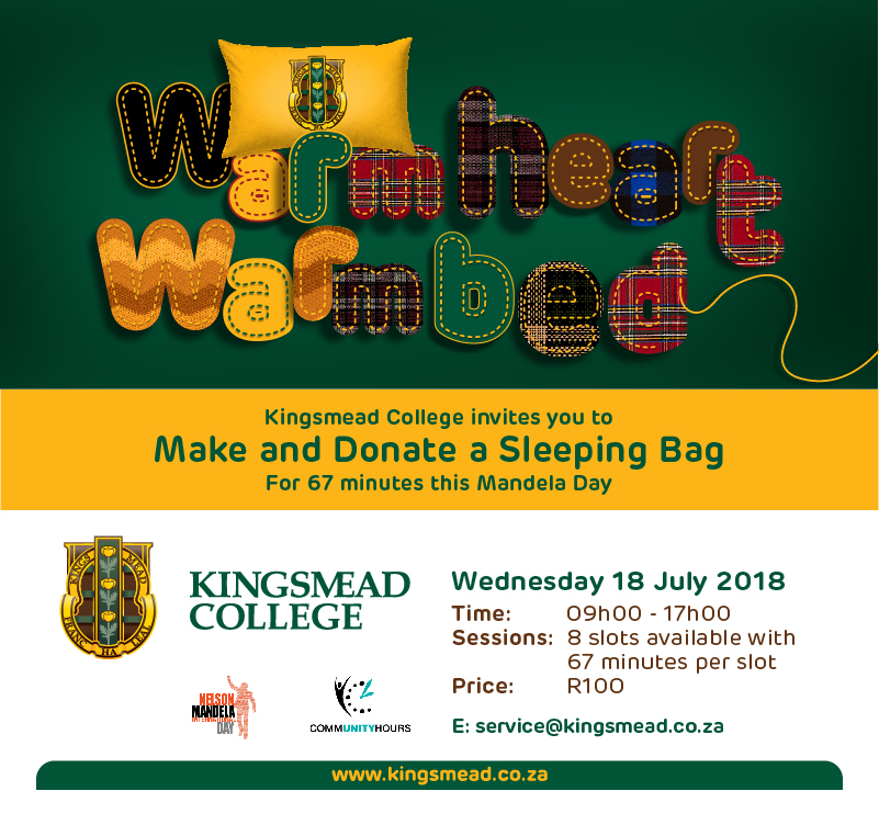 Mandela Day Kingsmead College