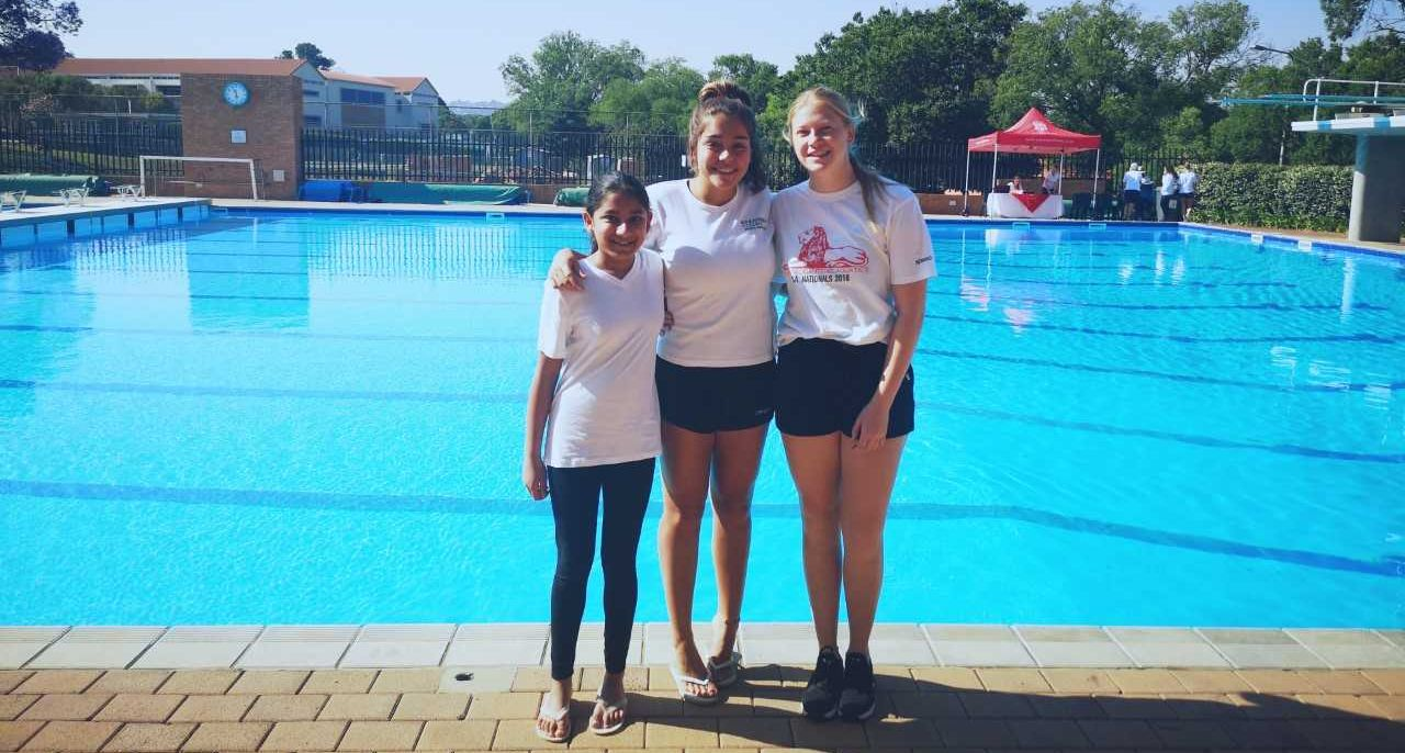 dIVING Kingsmead College