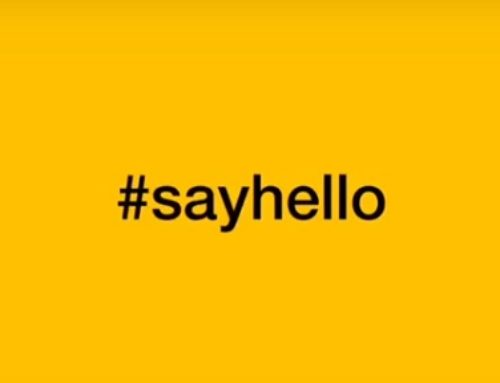 #KINGSMEADSAYHELLO