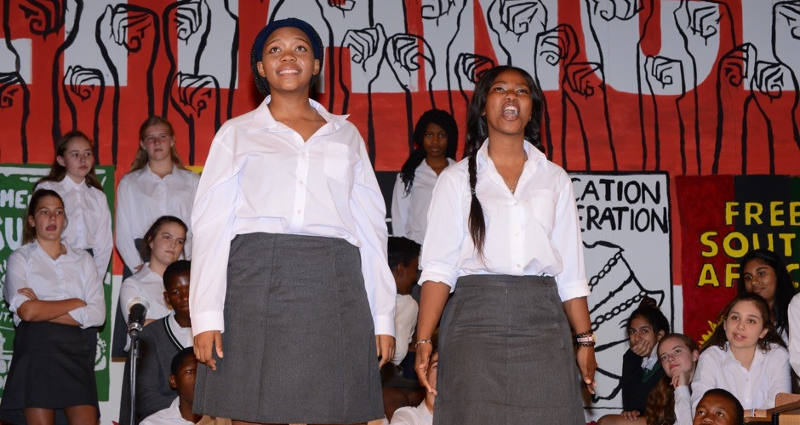 annual production Kingsmead College