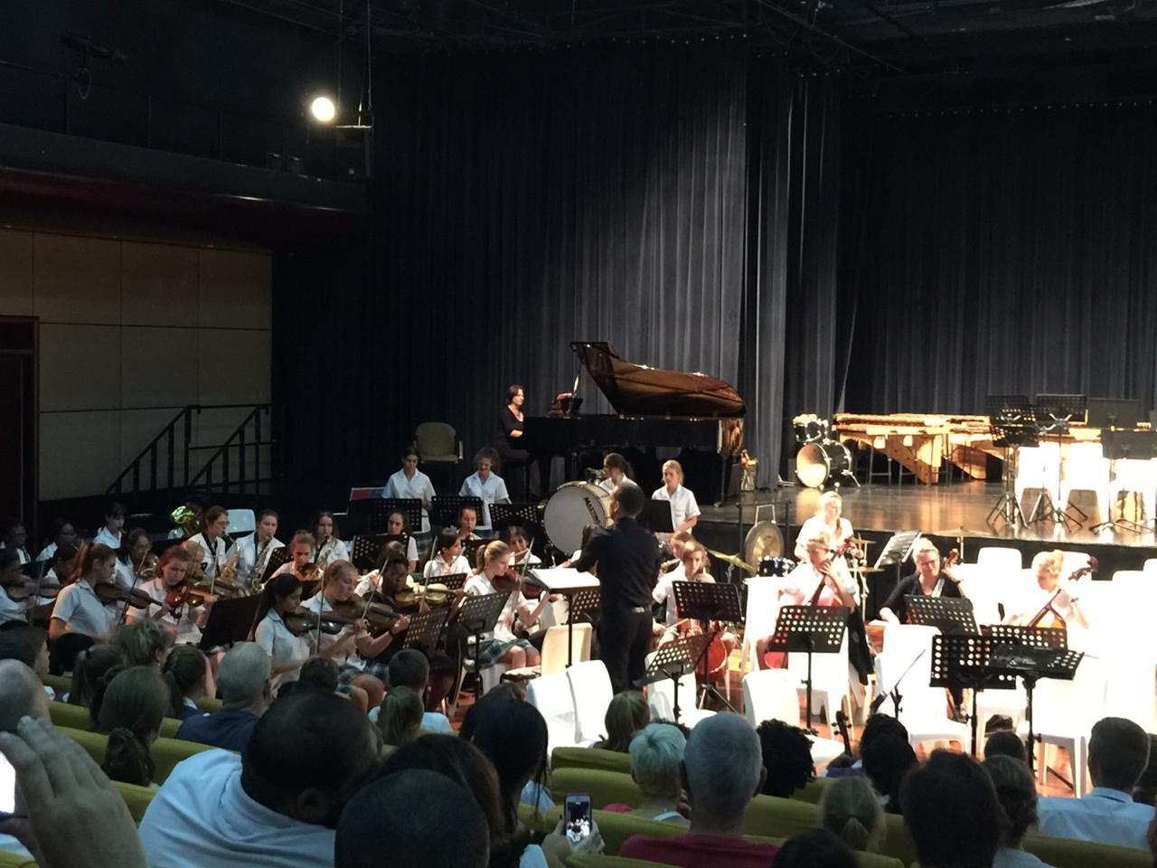 orchestra 4 schools Kingsmead College