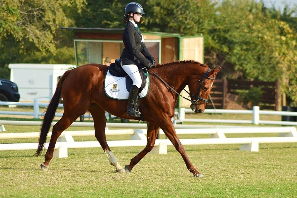 equestrian Kingsmead College