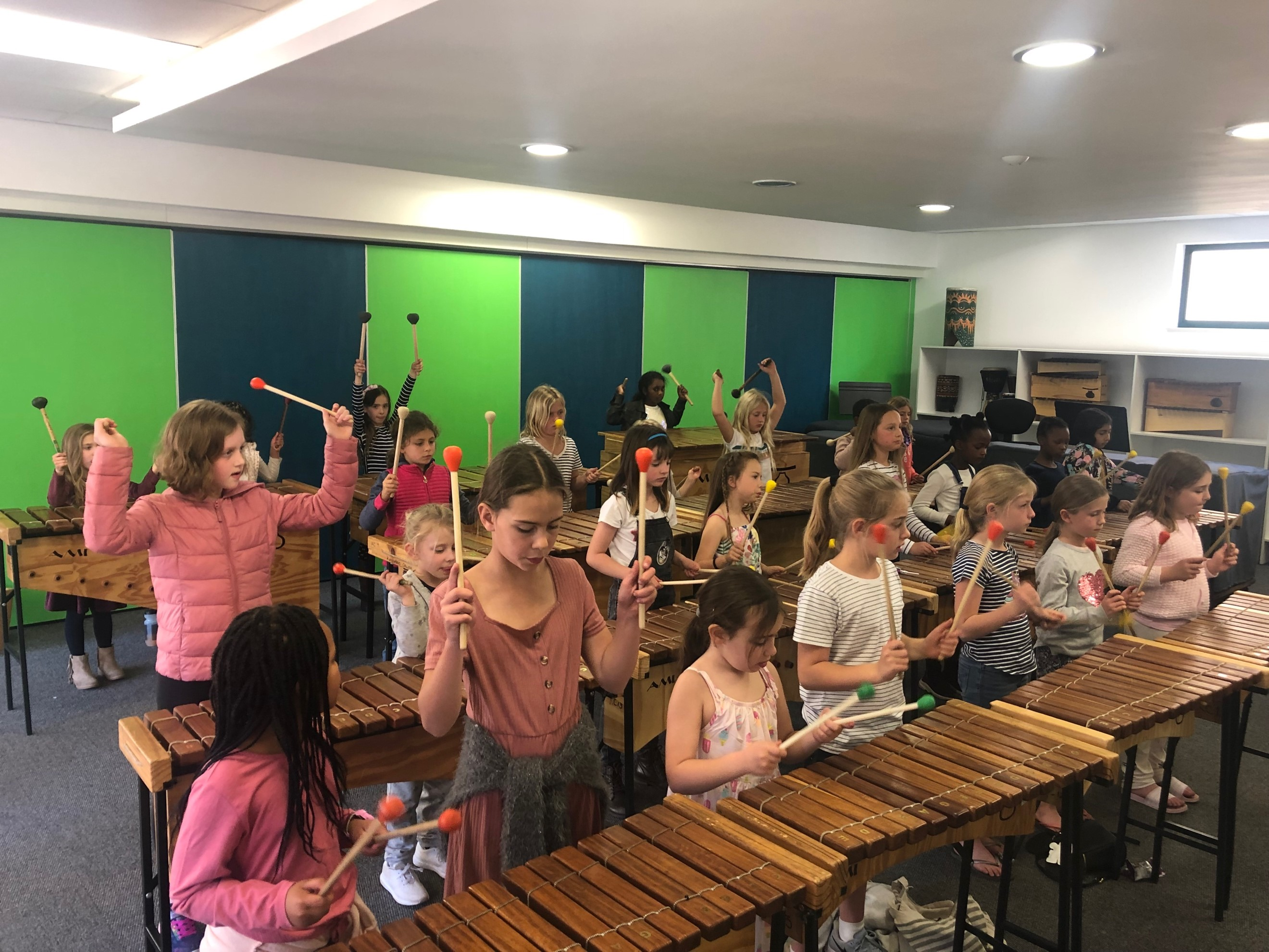 Marimba Fun Day 2 Kingsmead College