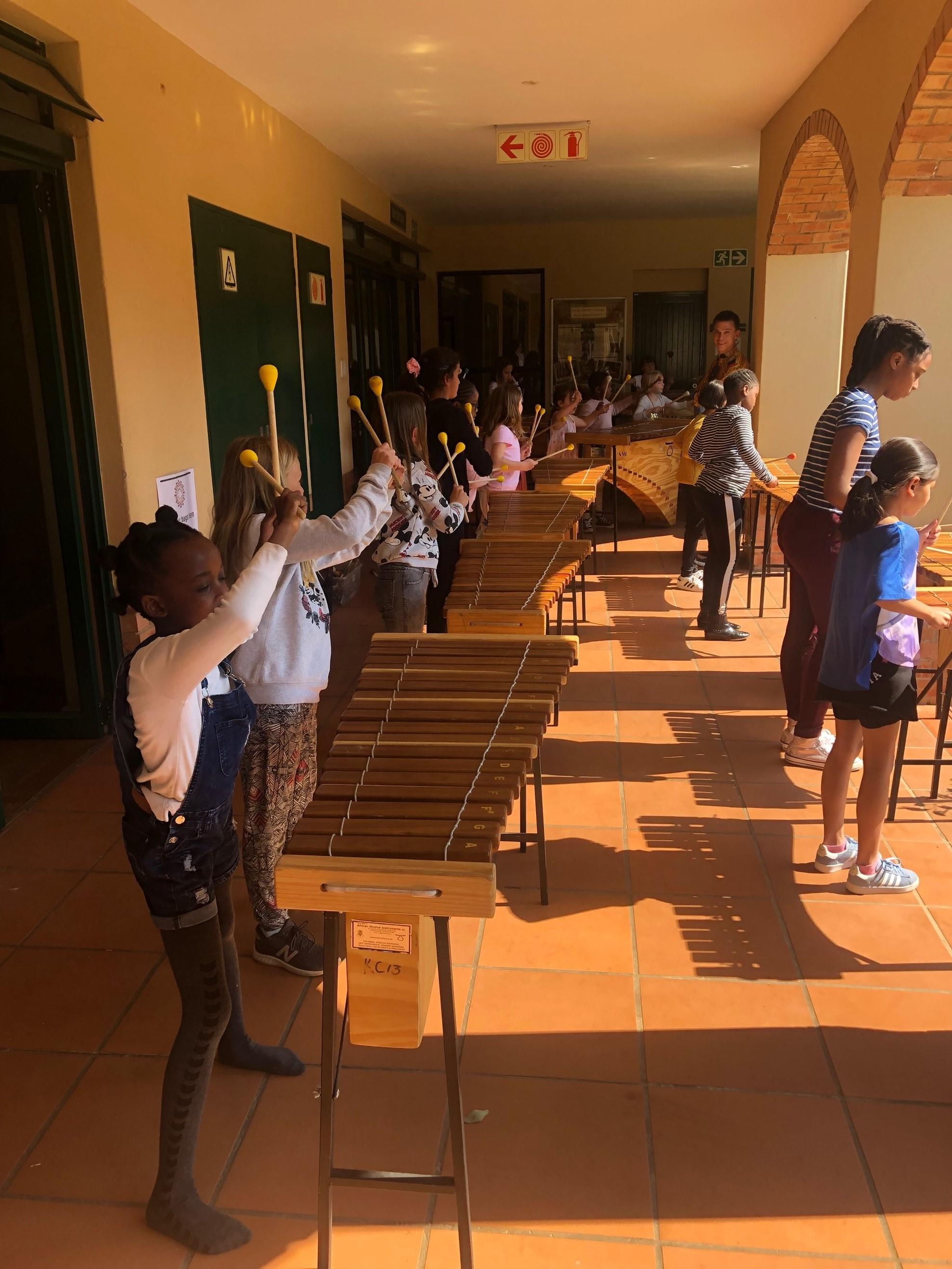 Marimba Fun Day 3 1 Kingsmead College