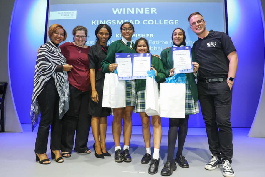 Kingsmead College Kingfisher Advertising Awards
