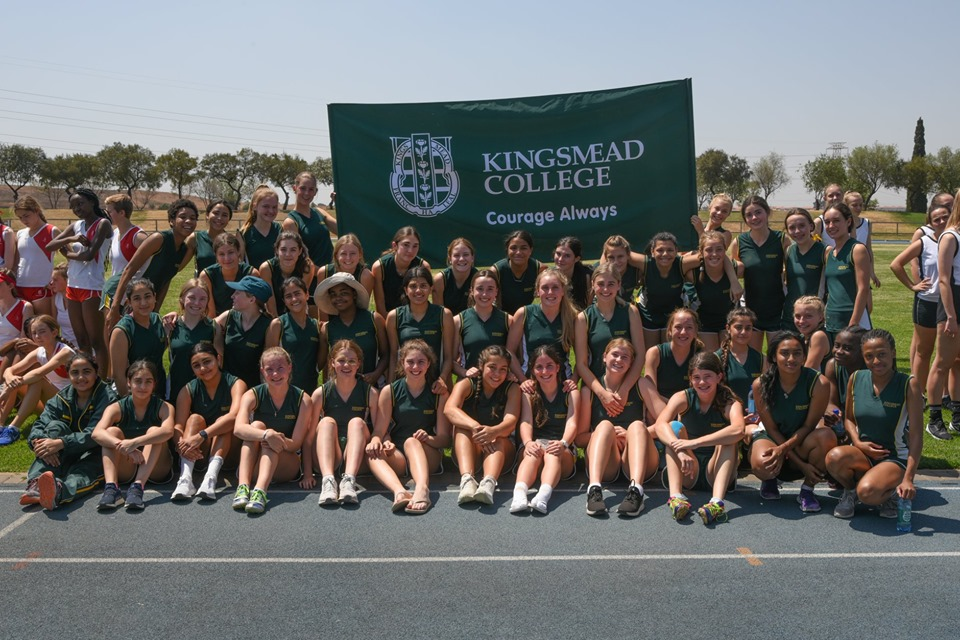 Kingsmead College October Senior School Inter-High Athletics