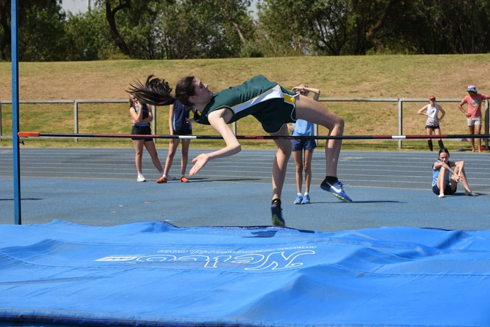 Kingsmead College High jump