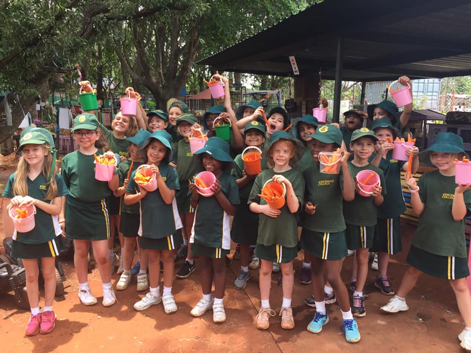 Kingsmead Grade 2's and Bunny Hop Haven