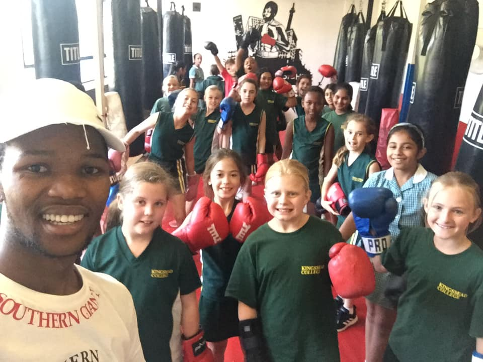 Kingsmead College and Fight with Insight