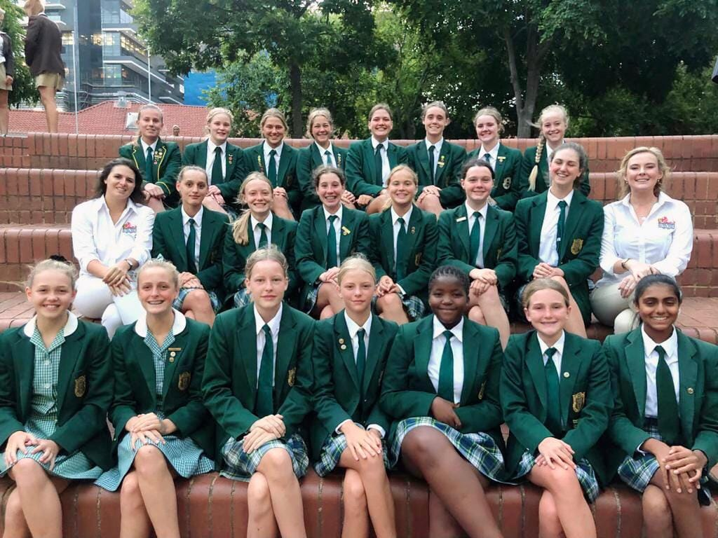 Kingsmead College & Central Gauteng Water Polo