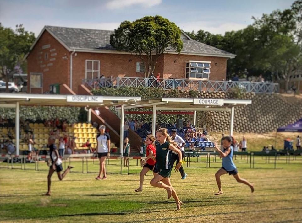 Kingsmead Junior School Prestige Athletics at St Stithians