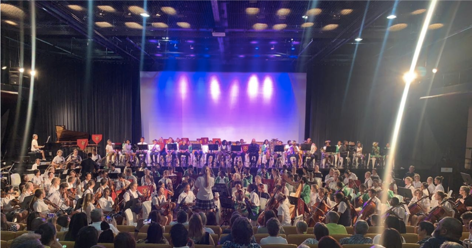 4schools mass orchestra for newsletter Kingsmead College