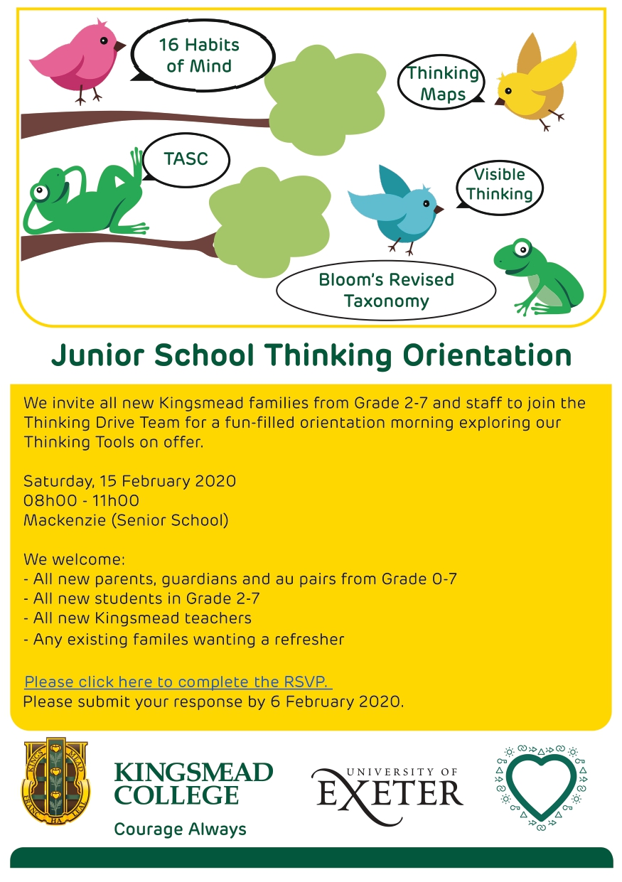 JS Thinking Orientation page 0001 Kingsmead College