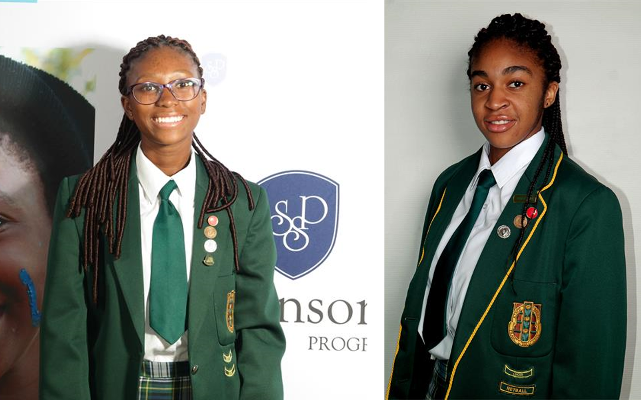 Kingsmead College students with Distinctions
