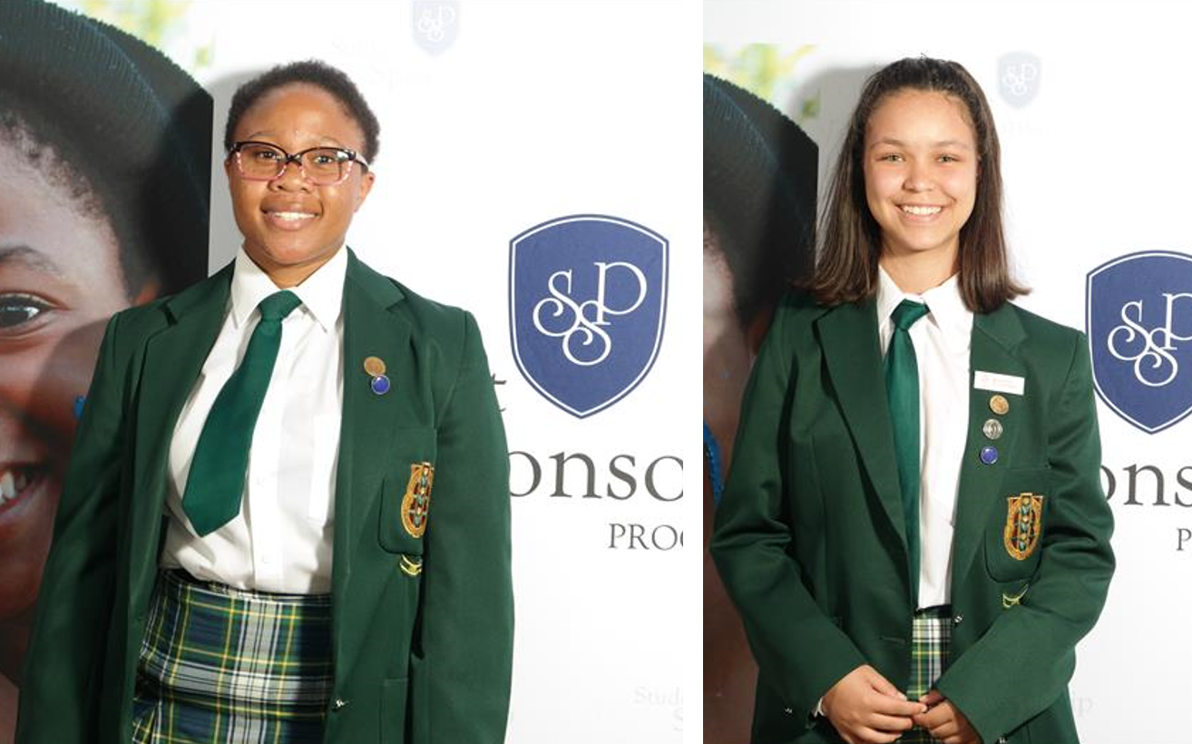 Kingsmead College students with Distinctions 2