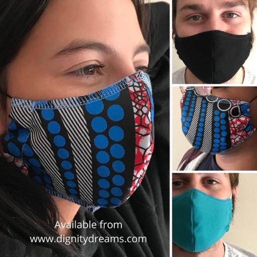 Masks 1 Kingsmead College