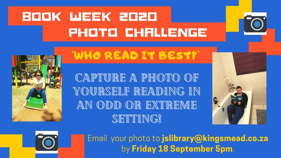 Book week Image 1 Kingsmead College