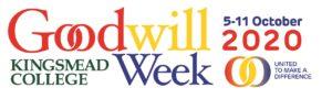 Goodwill Week Logo Kingsmead College
