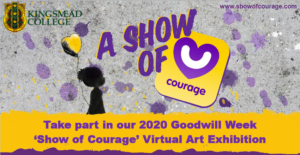 Show of Courage e1600246296340 Kingsmead College