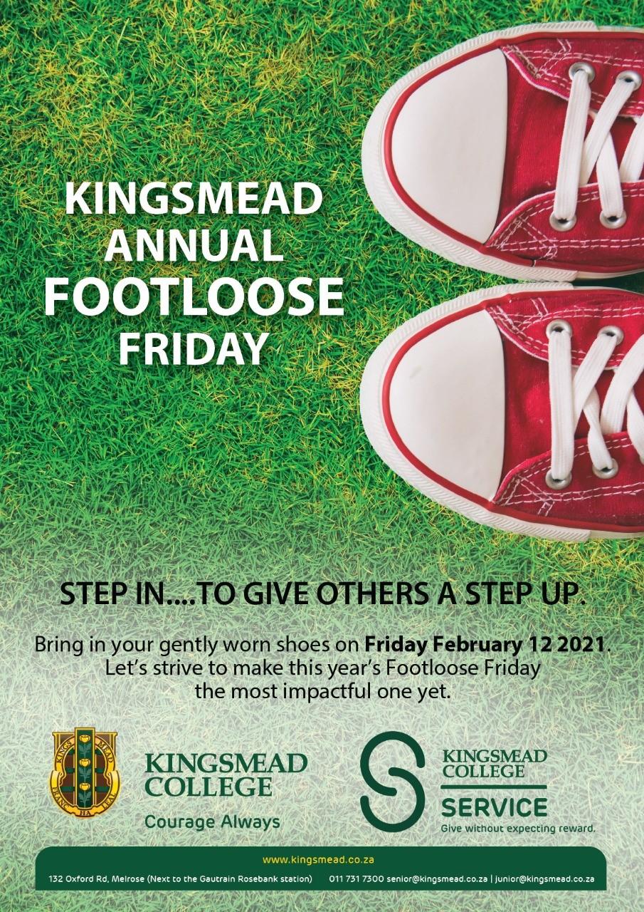 Footloose Kingsmead College