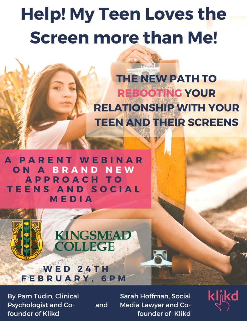 Kingsmead Webinar flyer schools 2021 1 Kingsmead College