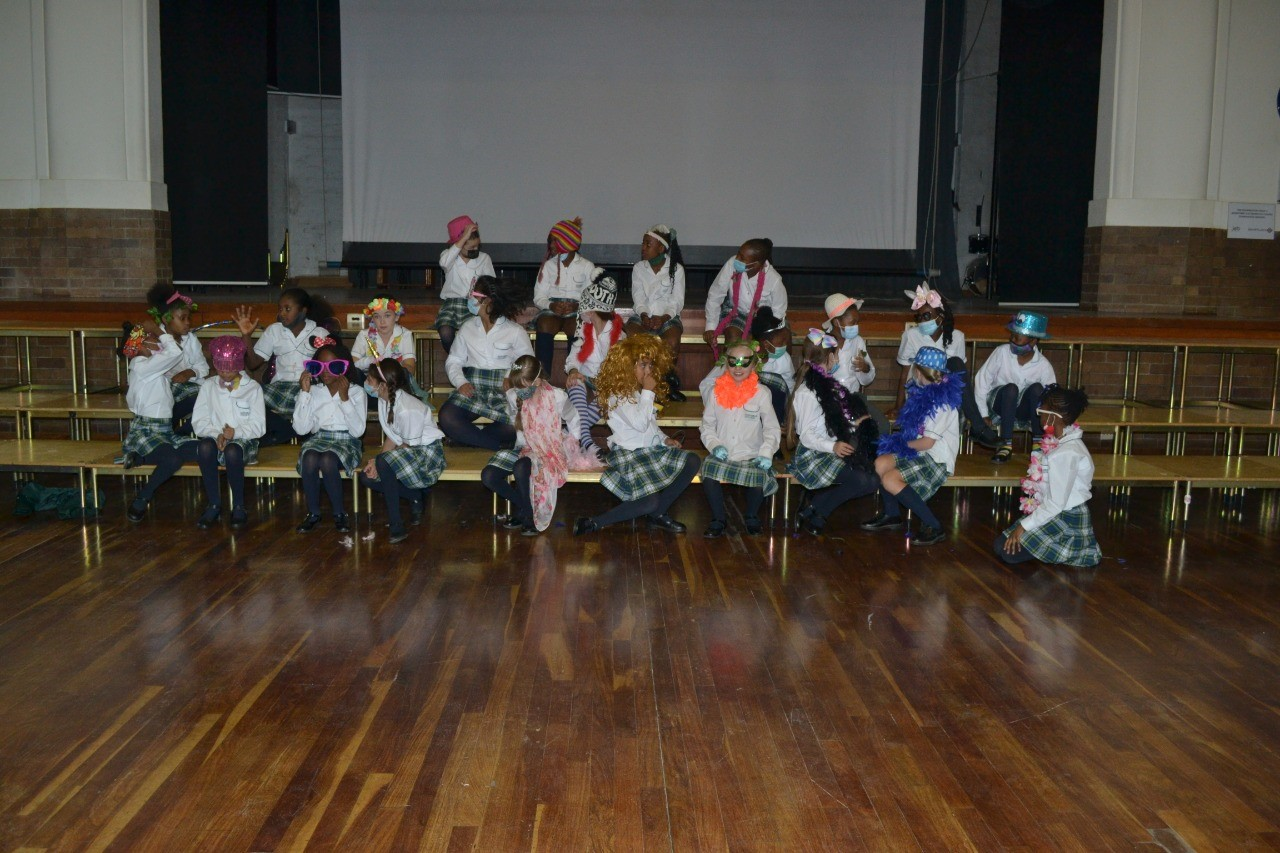 Choir Workshop Kingsmead College