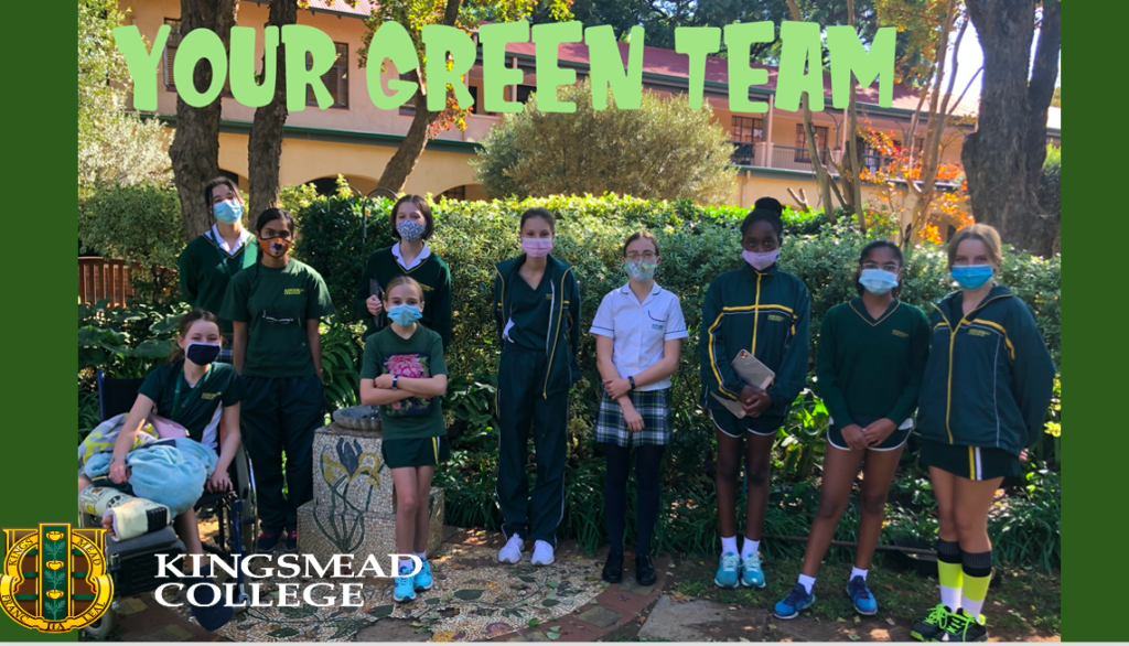 Green group Kingsmead College
