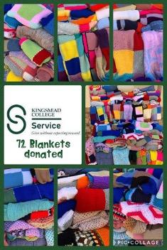 Blankets Kingsmead College