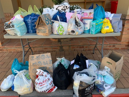 Donation Kingsmead College