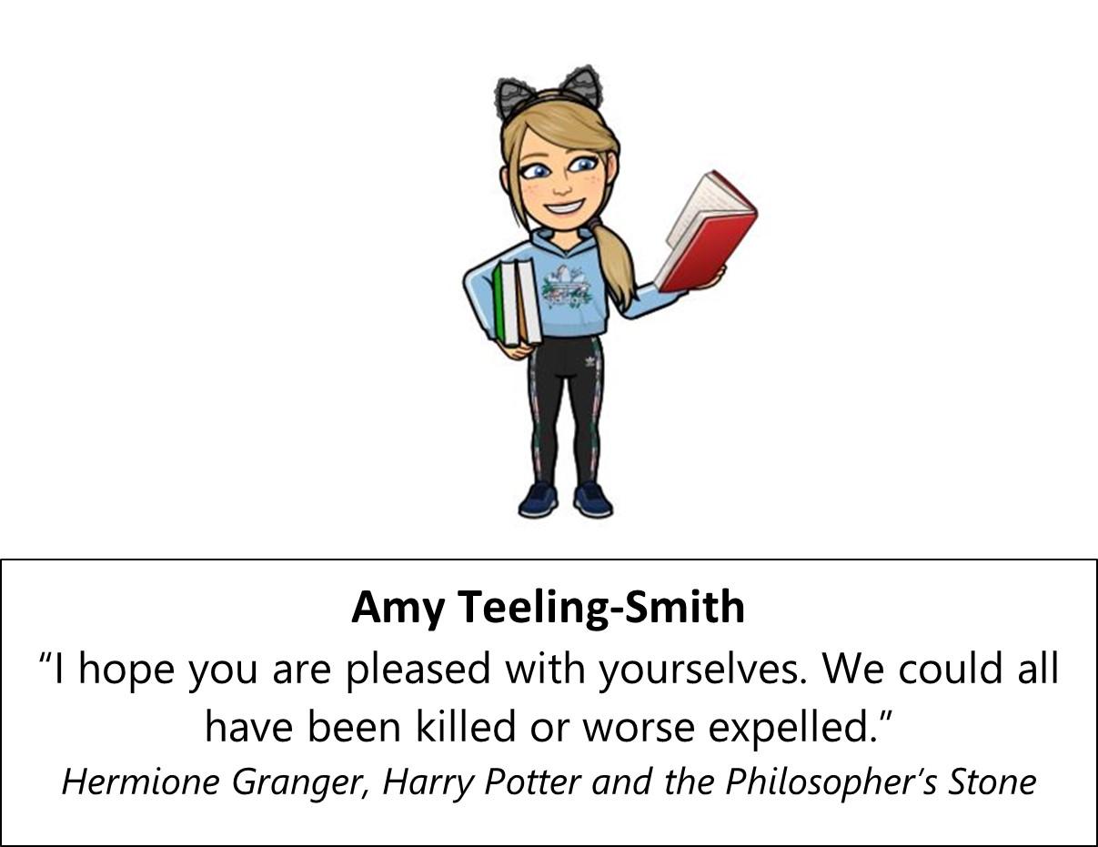 Amy Teeling Smith Kingsmead College