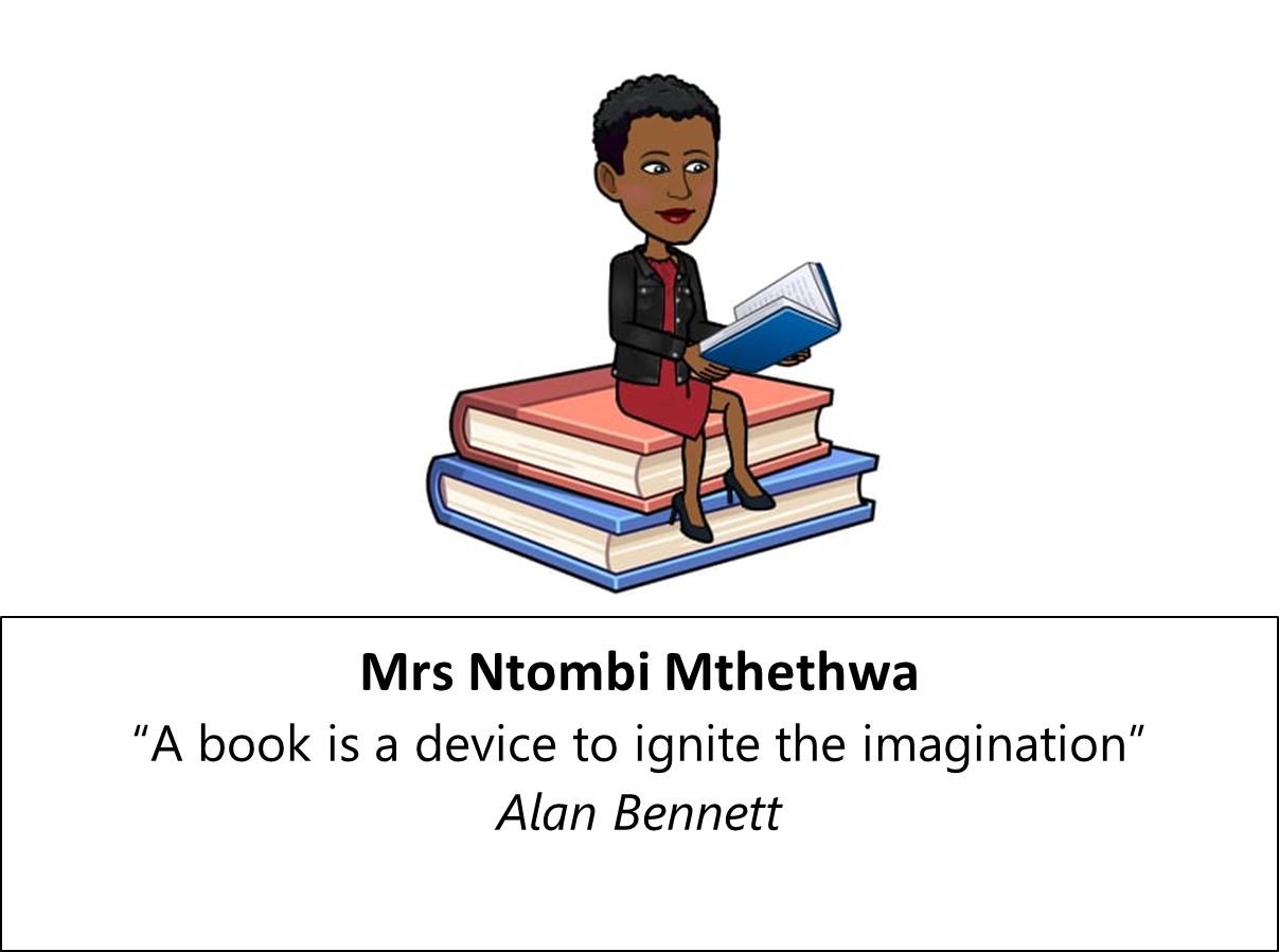 Ntombi Mthethwa Kingsmead College